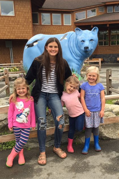 My family and life in Alaska