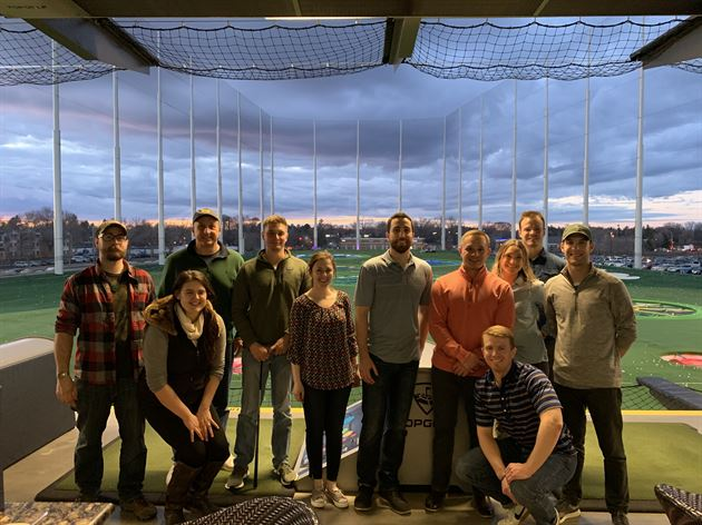 Client Event at Topgolf Minneapolis