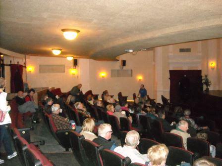 Niner Movie Event