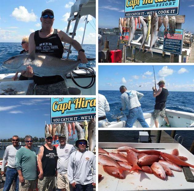 Deep Sea Fishing  4/12/19