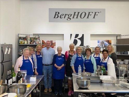 BergHoff Cooking Class 2/29/2020