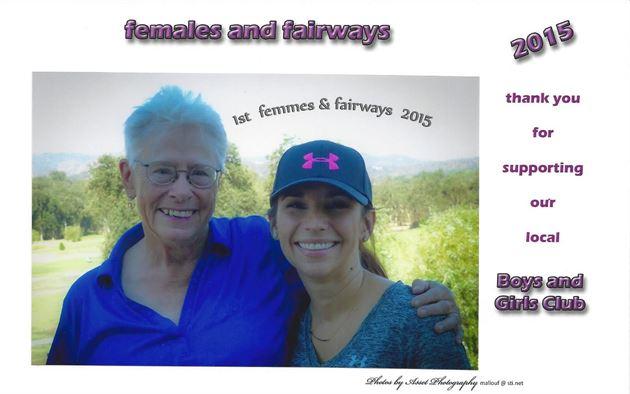 Females and Fairways Women's Golf