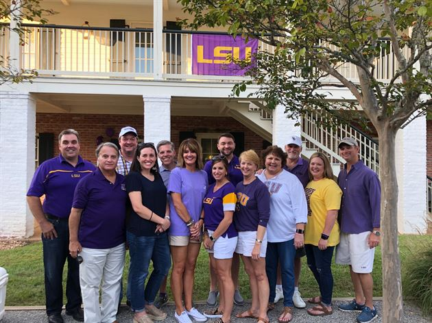 LSU Tailgate Party 2019