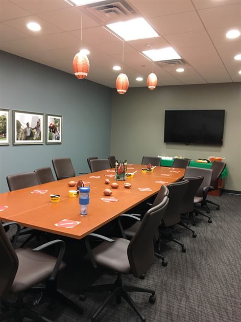 Office Events - NFL Kickoff 9.6.18