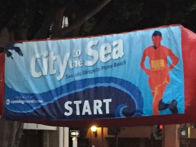City to the Sea Half Marathon & 5K