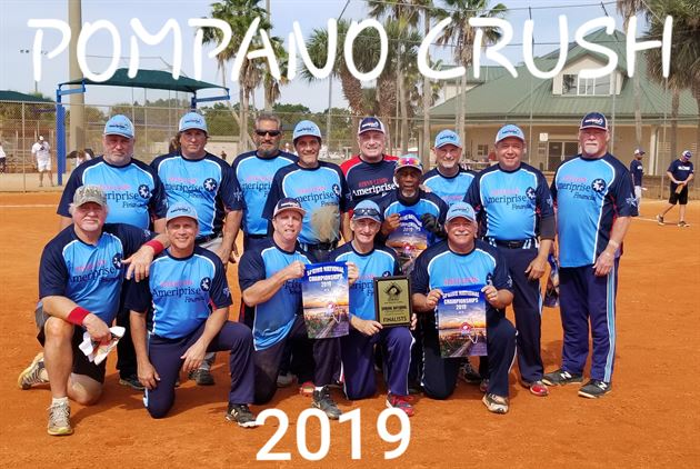 Ameriprise Pompano Crush Softball