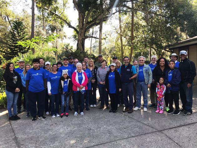 Central Florida Zoo - Service 2018