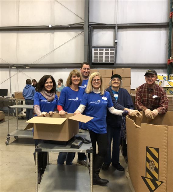 Ameriprise Day of Service 2018