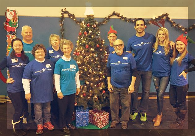 Christmas Volunteer Project 2016
