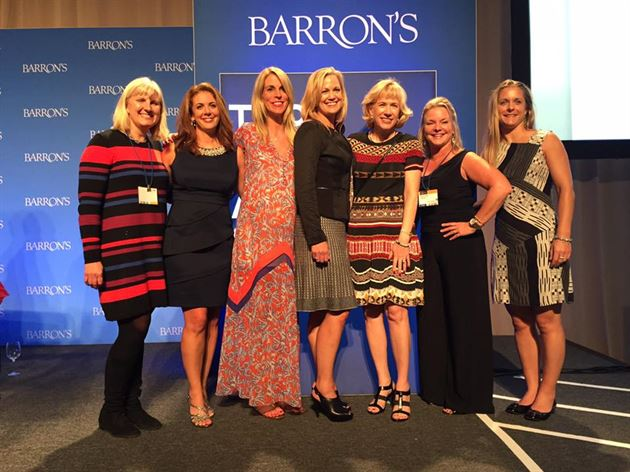 Barron's Top 100 Women Summit
