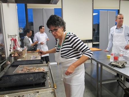 Culinary Cooking Event Photos