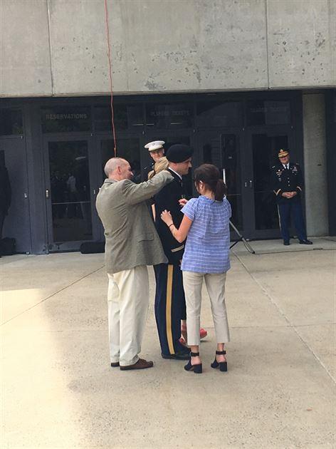 Military Graduation