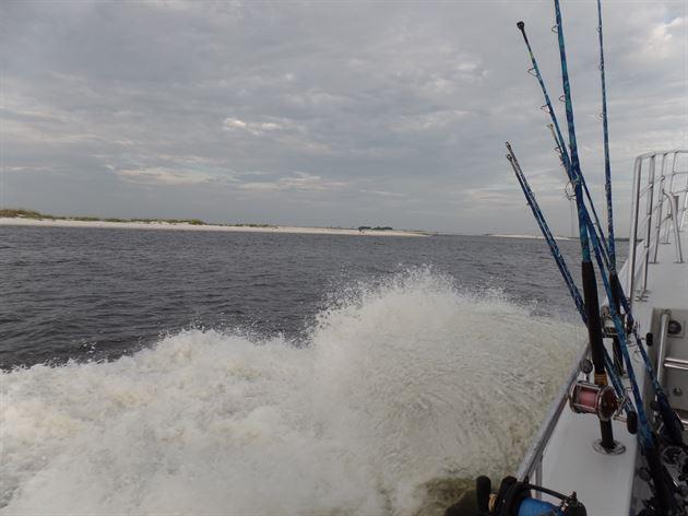 Client Appreciation Fishing Trip