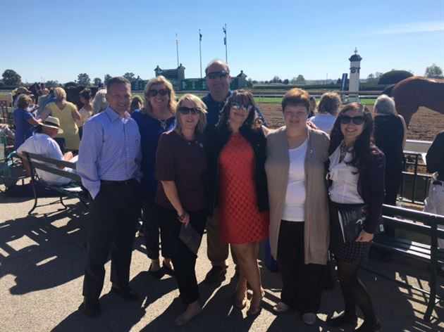Fall Outing At Keeneland-Oct. 2016