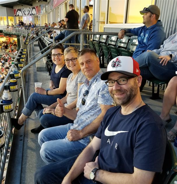 Baseball Game 2018