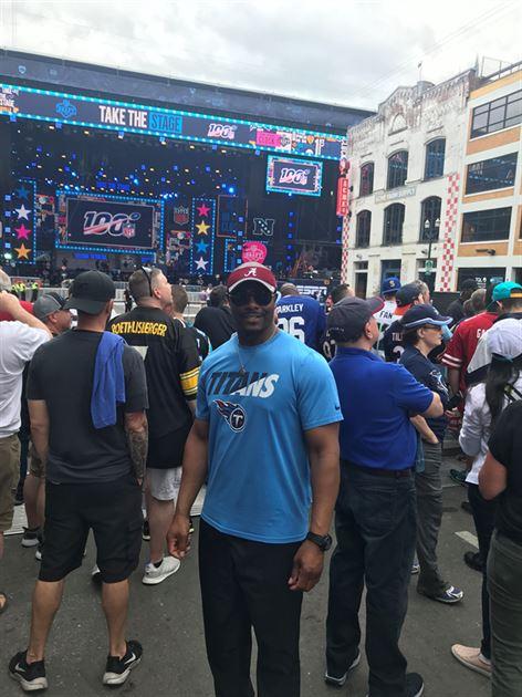 2019 NFL Draft-Nashville