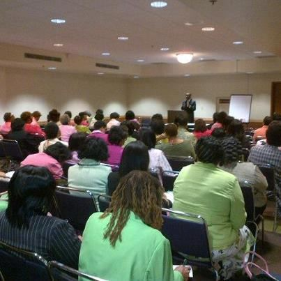 AKA financial seminar presentation