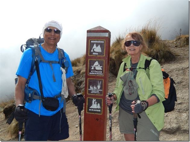 Machu Picchu  Inca Trail July 2014