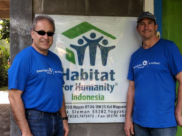 Habitat for Humanity, Indonesia