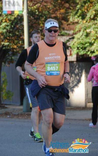 Flight 93 Memorial & 2015 Marathon
