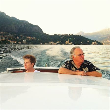 Parents' 45th Anniv. Trip - Italy