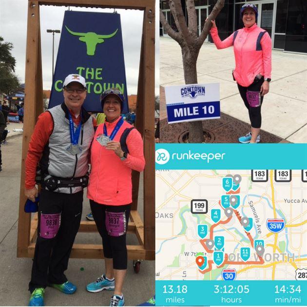 2017 Cowtown Half Marathon