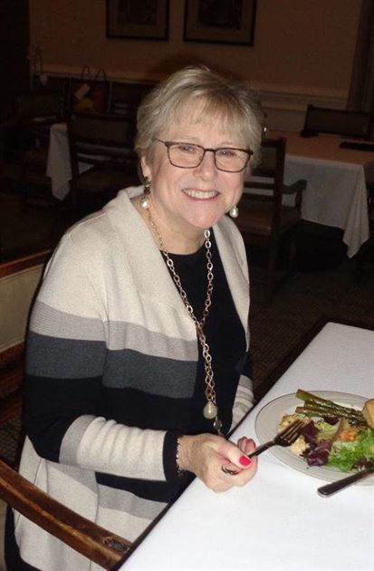 Abby Kerr's retirement party