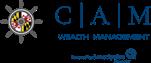 CAM Wealth Management Custom Logo