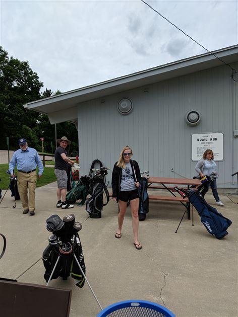CWAG Golfing
