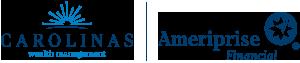 Carolinas Wealth Management Custom Logo