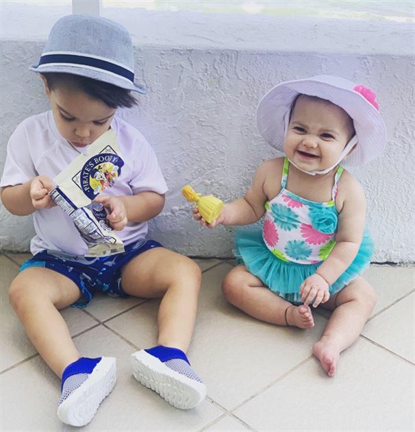 Asher and Lyla Cunningham Pictures