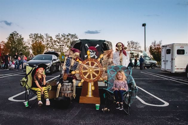 Trunk-or-Treat - 2020
