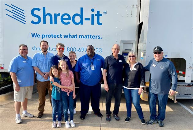 Shred Event - May 15, 2021