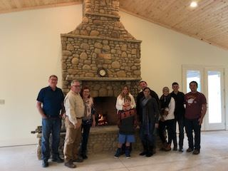 Arthur's Farm - FarrBee Staff Visit