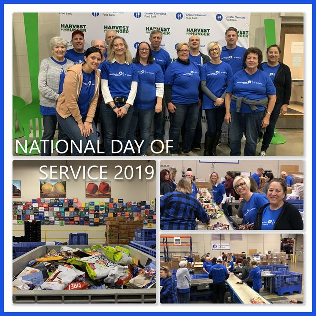 National Day of Service 11-8-2019