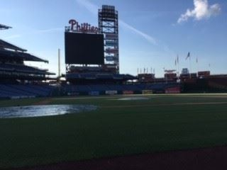 Citizens Bank Park Tour - May '19