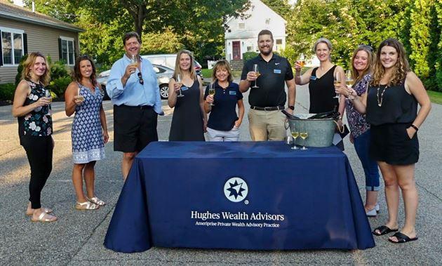 Hughes Wealth Advisors Celebration