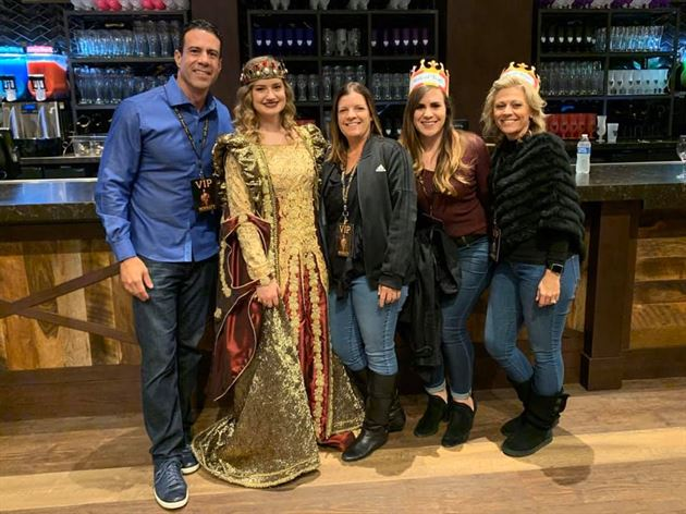 Client Event:Medieval Times 2019