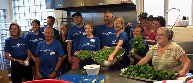 Day of Service with Healing Meals