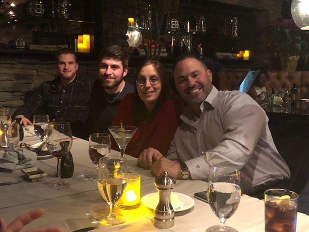 2018 Team Dinner