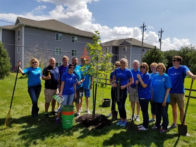 Service Project 9-25-18