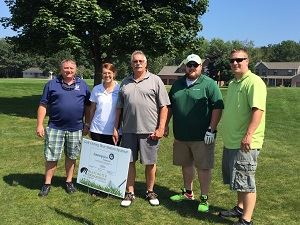 2017 Menominee Chamber Outing