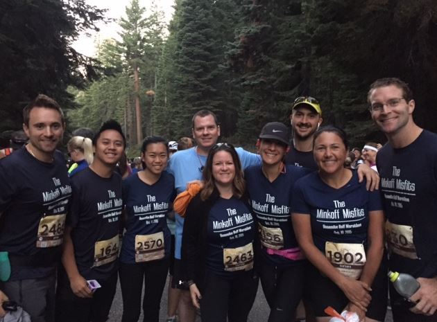 Yosemite Half- Marathon Charity Run