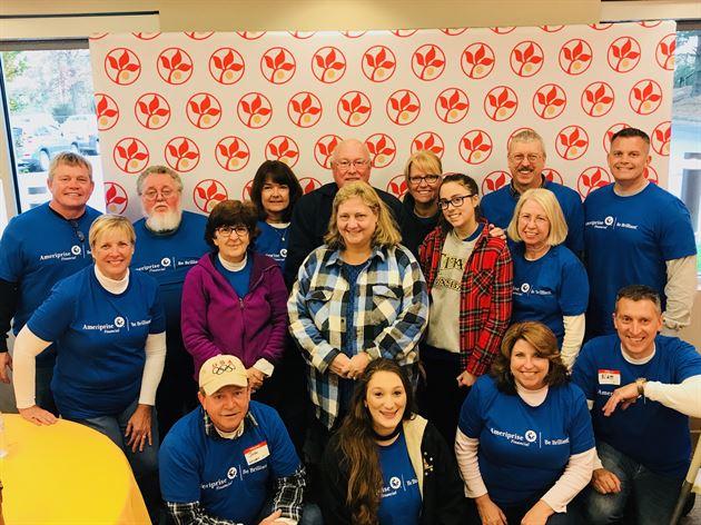 Maryland Food Bank Volunteers