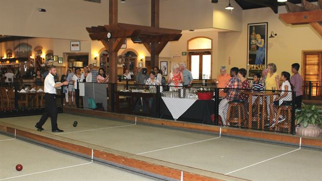 Summer Bocce Social Aug. '15