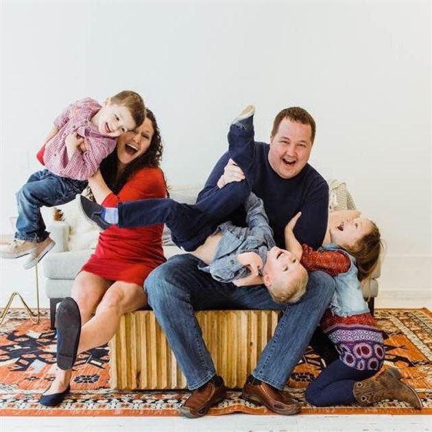 Steve Hanna and Family